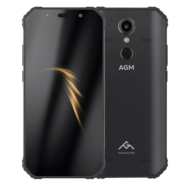 AGM A9 5.99' 32GB 4G Sort