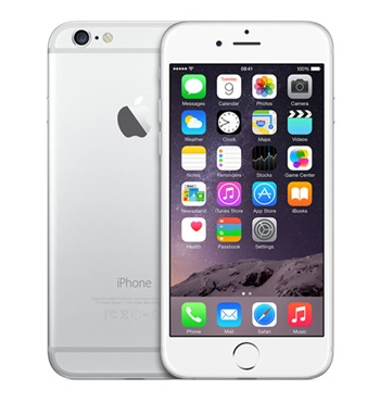 iPhone 6 64GB Silver Refurb Grade A