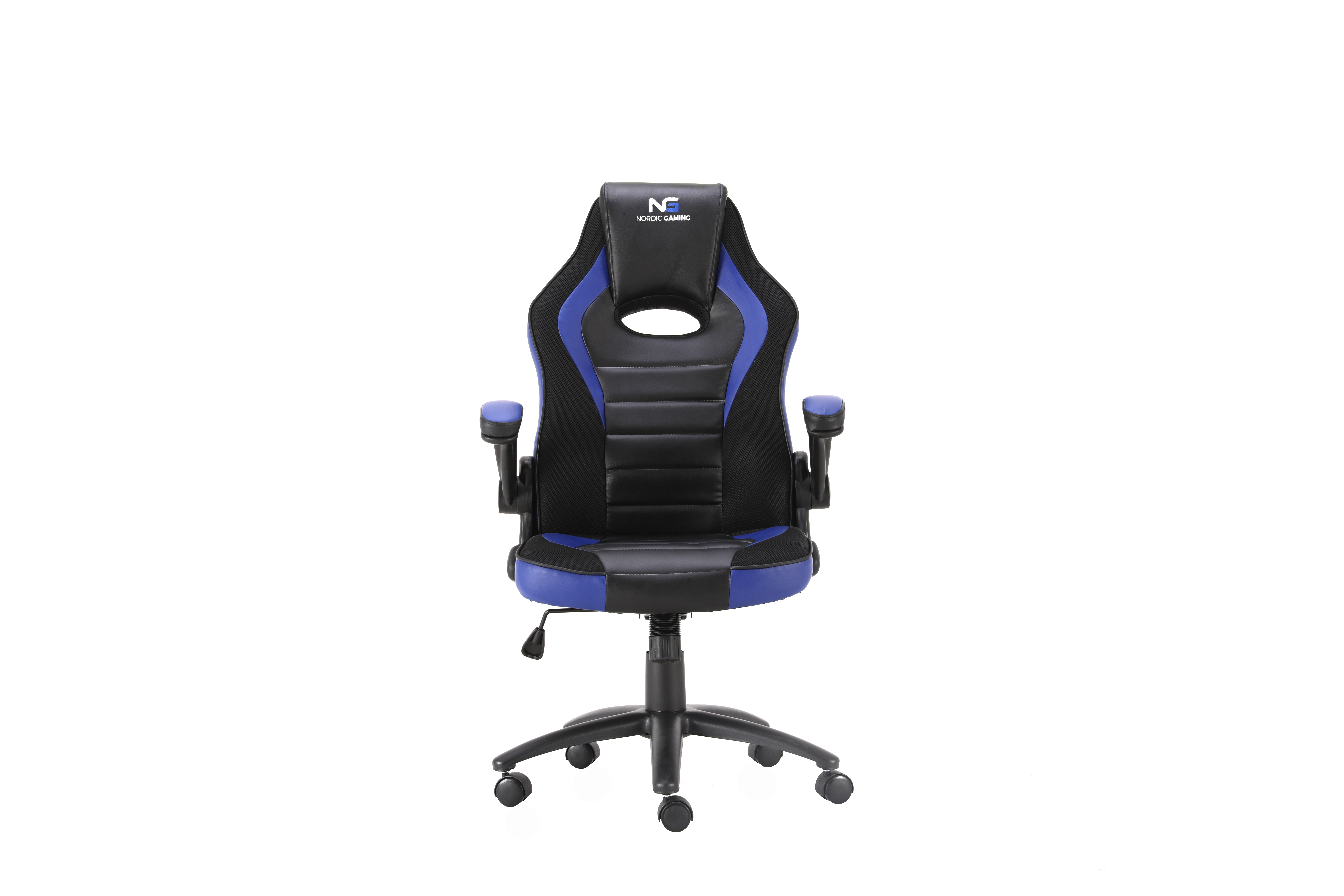 Nordic Gaming Charger V2 Gaming Chair Blue Black