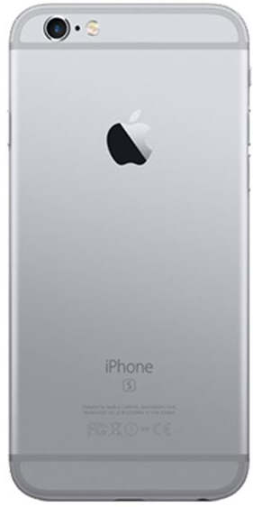 iPhone 6S 16GB Spacegrey Trade In Grade A