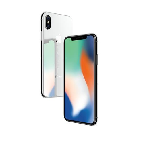 iPhone X 64GB Silver Refurb Grade A