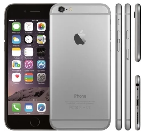 iPhone 6 16GB Space Grey Refurb Grade A