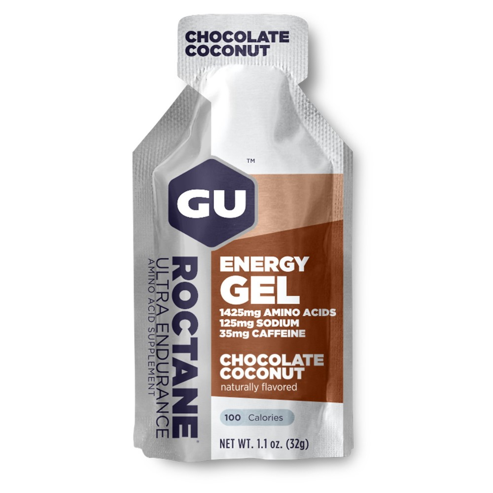 NPEU Chocolate Coconut, Roctane Gel, 24 Pkt Ctn