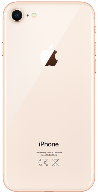 iPhone 8 64GB Gold Refurb Grade B