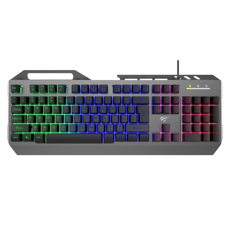 Havit HV-KB418L Metal GamingTastatur