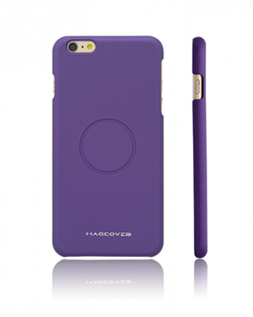 MagCover Case for iphone 6 Plus/6s Plus purple (new)