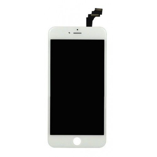 iPhone 6S Plus Complete LCD Display Touch White A-Grade