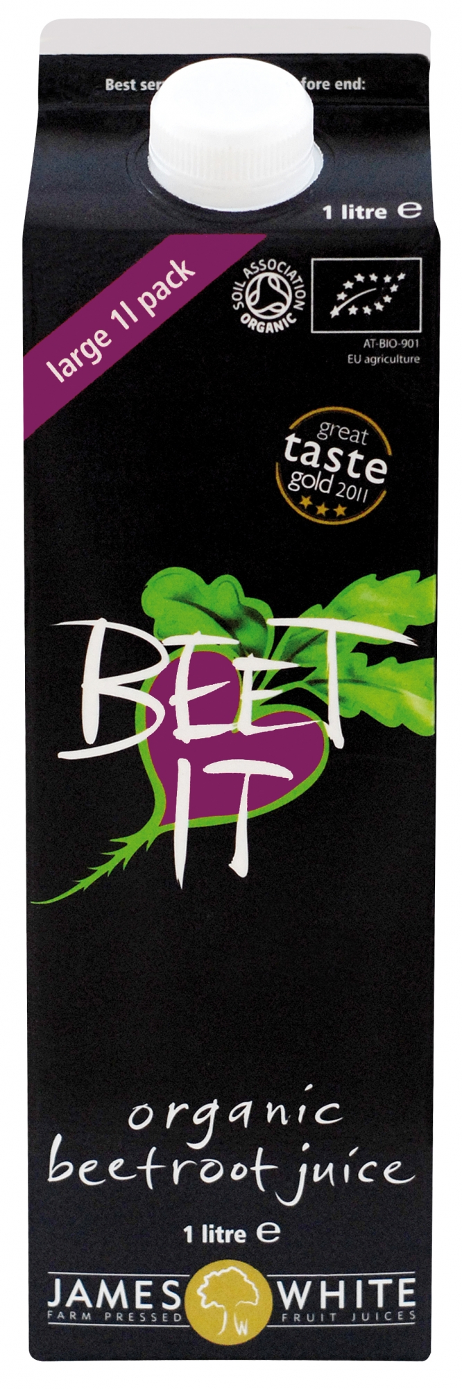 Beet It - 1L (Tetrapack)