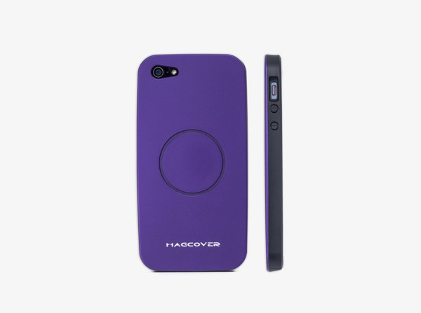 Magcover Case for iphone 5/5s Purple